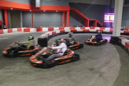 KIC ( Karting Indoor Castellón )